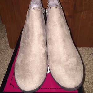 Booties by Sam Edelman